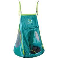 Hudora ® Nestschommel met tent, Pirate 90