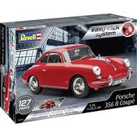 Revell 1/16 Porsche 356 B Coupe (easy-click)
