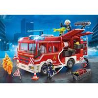PLAYMOBIL City Action - Brandweer pompwagen