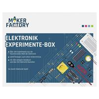 Experimenteer-box MAKERFACTORY 150387 MF Elektronik-Experimente-Box