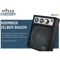Bouwpakket MAKERFACTORY 150394 MF Boom-Box-Bausatz