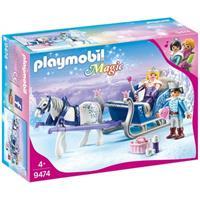 Playmobil Magic - Koninklijk paar met slee