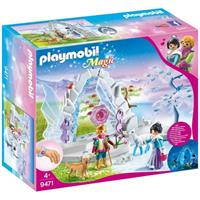 Playmobil Magic - Kristallen poort naar Winterland