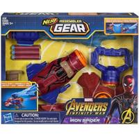 Hasbro Spiderman Movie Nerf Assembler Gear