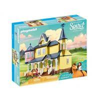Playmobil Spirit Riding Free - Lucky's huis