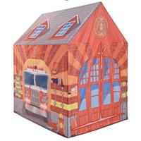 Free and Easy speeltent brandweer 102 cm rood