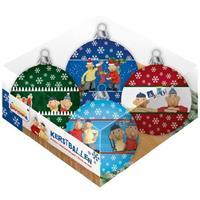 Buurman En Buurman - Kerstballen Set Van 4