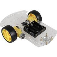 Joy-it Robot chassis Uitvoering (bouwpakket/module): Bouwpakket