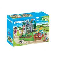 Playmobil Country - SuperSet Familietuin