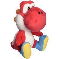 Little Buddy Toys Super Mario Bros.: Red Yoshi 6 inch Plush