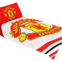Merchandise Manchester United Beddengoed - Rood