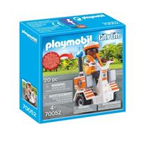 Playmobil City Life - Eerste hulp balans racer