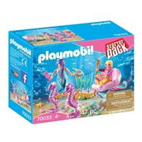 Playmobil Magic - StarterPack Koets met zeepaardjes