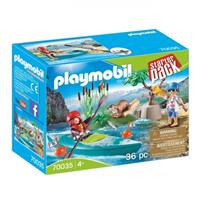 Playmobil Family Fun - StarterPack Kayak training