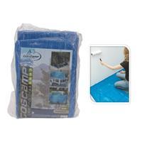 ARO-products Afdekzeil Blauw - 4 x 6 meter