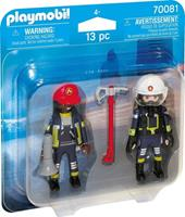 playmobil City Action - Brandweerlui