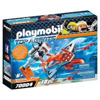 70004 Playmobil Top Agents Spy Team Onderwaterjet
