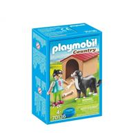 Playmobil Country - Kind met hond