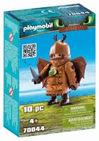Playmobil Dragons - Vissenpoot in vliegpak