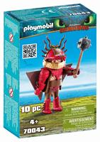 Playmobil Dragons - Snotvlerk in vliegpak