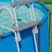 Zwembadladder 3 treden Flowclear 107 cm 58330