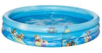 Happy People GmbH & Co.KG Paw Patrol 3-Ring-Pool, aufgeblasen ca.
