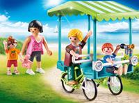 Playmobil Family Fun - Familiefiets