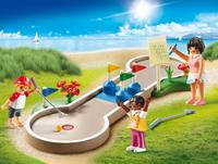 Playmobil Family Fun - Minigolf