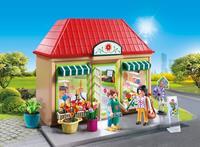 Playmobil City Life - Mijn bloemenwinkel