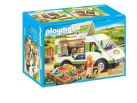 Playmobil Country - Marktkraamwagen