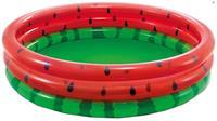 Intex opblaaszwembad watermeloen 58448NP 168 x 38 cm groen