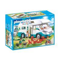 Playmobil Family Fun - Mobilhome met familie