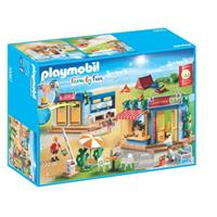 Playmobil Family Fun - Grote camping