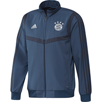 adidas FC Bayern Munchen Trainingsjack 2019-2020 Heren
