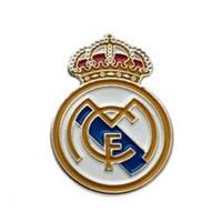 Taylors Football Souvenirs Real Madrid Badge - Wit/Blauw/Geel