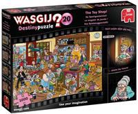 Jumbo Wasgij? Destiny 20 - De Speelgoedwinkel! puzzel