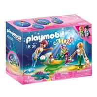 Playmobil Magic - Meerminnenfamilie