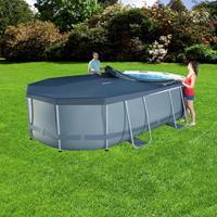 zwembad afdekzeil ovaal 300cm