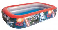 Bestway - Planschbecken Star Wars Swimmingpool Family Pool Gartenpool Schwimmbecken Kinder