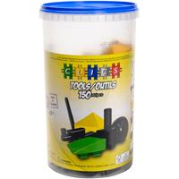 Clics Toys Clics tube Bausatz 150 Teile