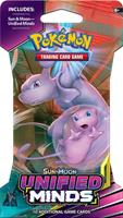 Pokemon Pokémon TCG Sun & Moon Unified Minds sleeved booster