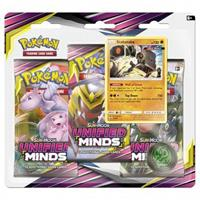 Pokemon Sun & Moon - Unified Minds Boosterblister