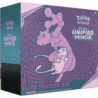 Pokemon TCG Sun & Moon Unified Minds Elite Trainer Box