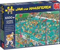 Jan van Haasteren - Hockey kampioenschappen puzzel