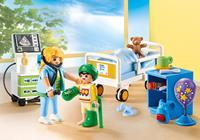Playmobil City Life - Kinderziekenhuiskamer