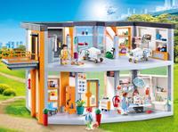 Playmobil City Life - Groot ziekenhuis met inrichting