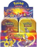 Pokemon Kaarten Kanto Power Mini Tin