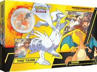 Speelgoeddirect Pokemon TCG Reshiram & Charizard-GX Figure Collection