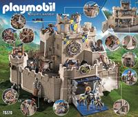 Playmobil Novelmore - Grote burcht van de Novelmore ridders