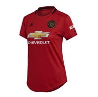 adidas Manchester United Shirt Thuis 2019-2020 - Dames - XS